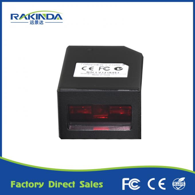 CCD 1D Barcode Scanner Module RS232 Interface Strong Light Resistance
