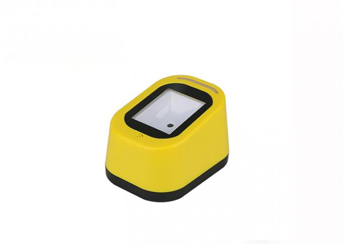 1.5m Drop Height Desktop Barcode Reader CMOS Image Recognition Technology