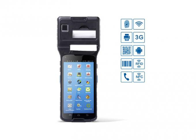 ETS Solution Handheld PDA Scanner 4G Optional UHF RFID Reader Android 5.1 0