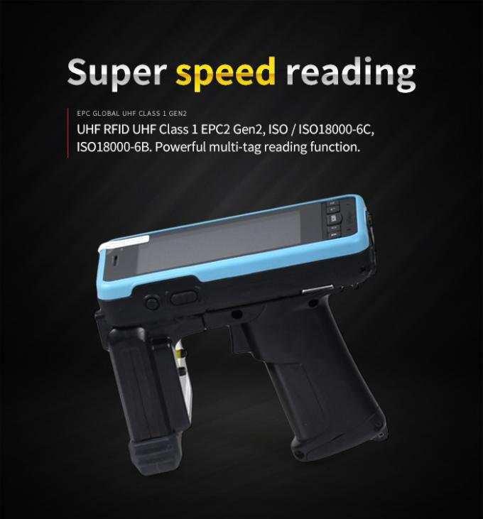 rfid reader super speed reading function