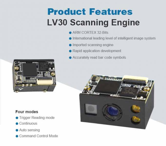 LV30 Mini image 2D scanning engine