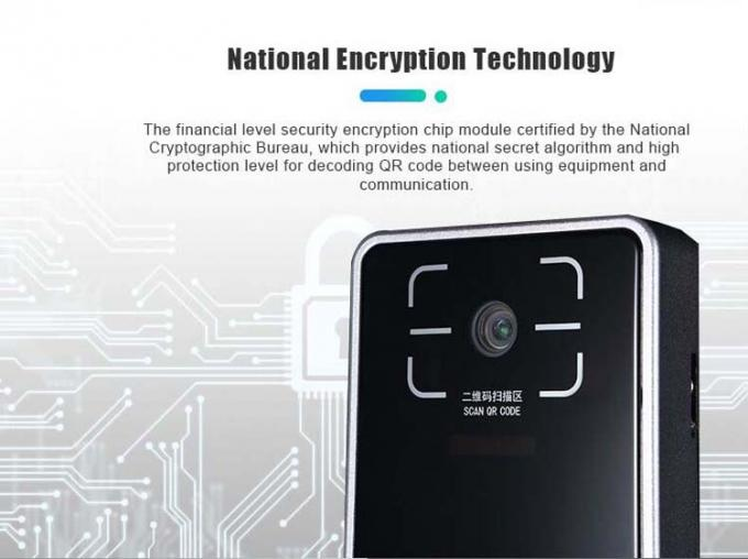 App Connection Safety Electronic Door Locks With WIFI Bluetooth Protection