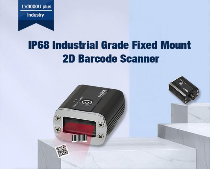 LV3000U PLUS Industrial Barcode Scanner Module,Compact Size and With Hardware Decoder. Free SDK. 0