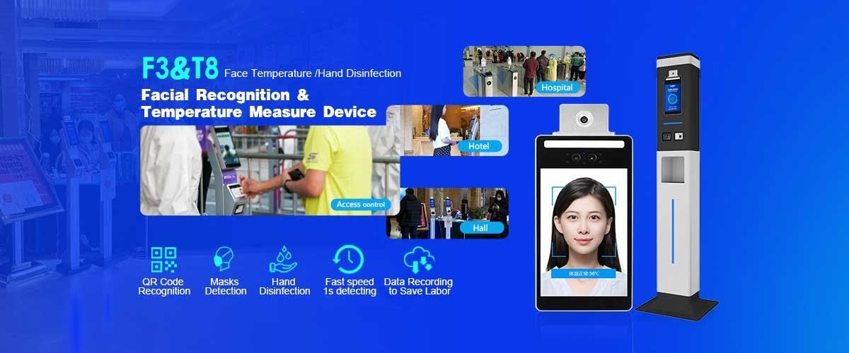 China best Face Recognition Temperature Measurement on sales
