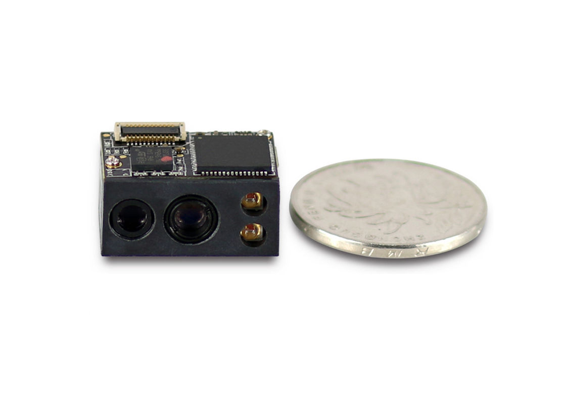 2D Auto Barcode Scanner Module Engine with Fast Decoding for Small Terminal