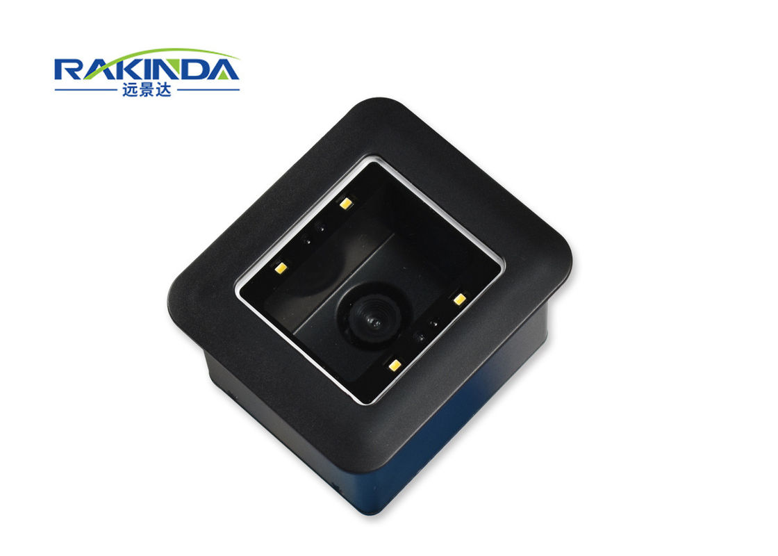 Fix mounted 2D Barcode Scanner Module Scaning QR Code for