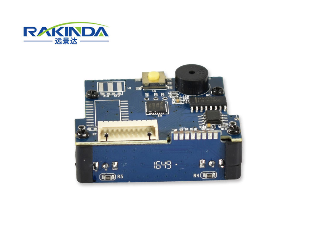 Intelligent Lockers Blue Barcode Scanner Module With Linear CCD Sensor