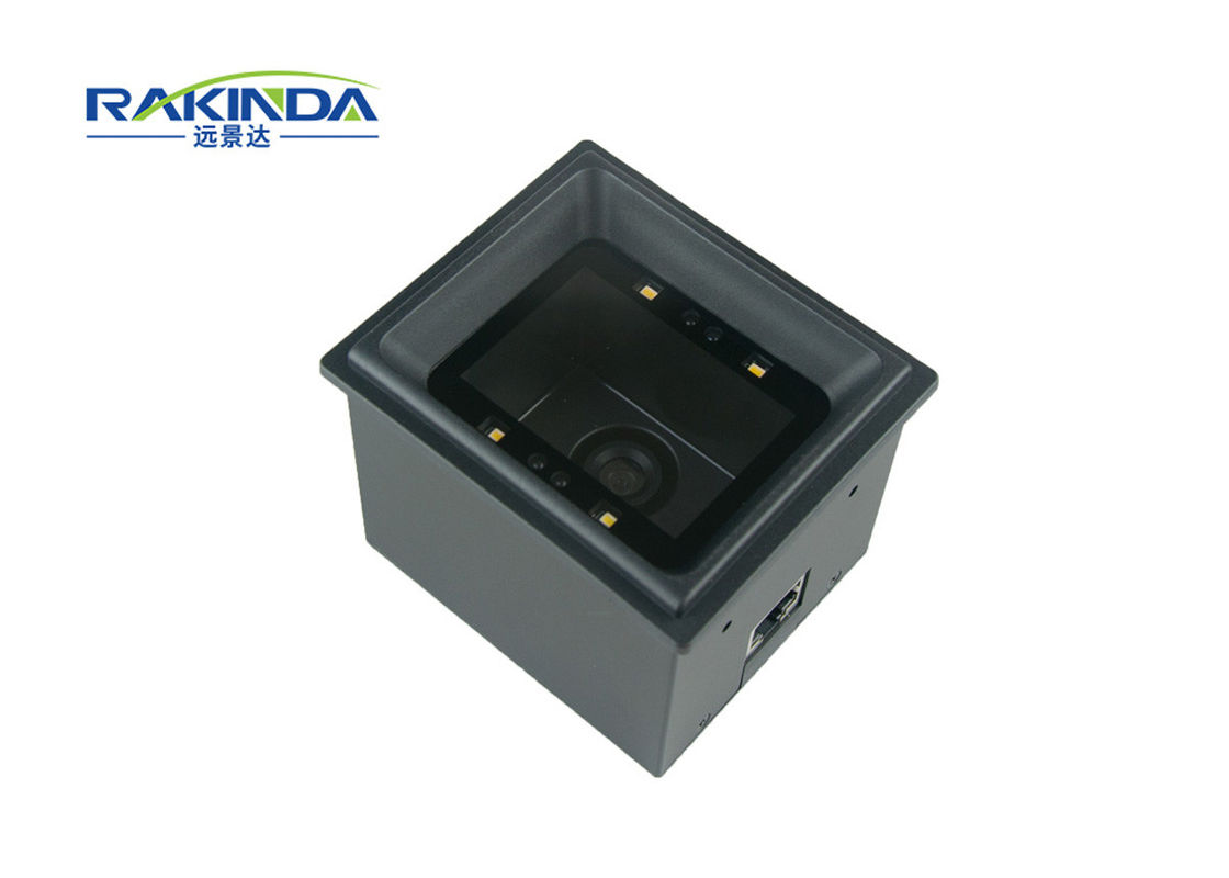 Turnstile 1.75W 2D Barcode Module With RS232 Cable Auto Sense Mode