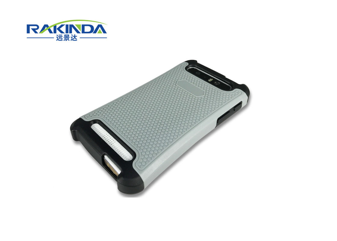 White NFC Android Handheld PDA Scanner , Handheld Terminal