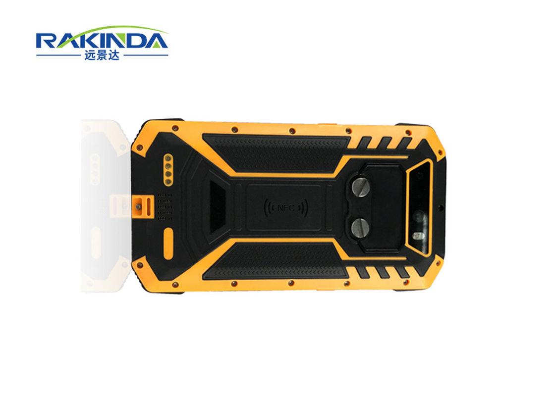 Handheld PDA 1D 2D Barcode Scanner for Warehouse CE FCC ROHS