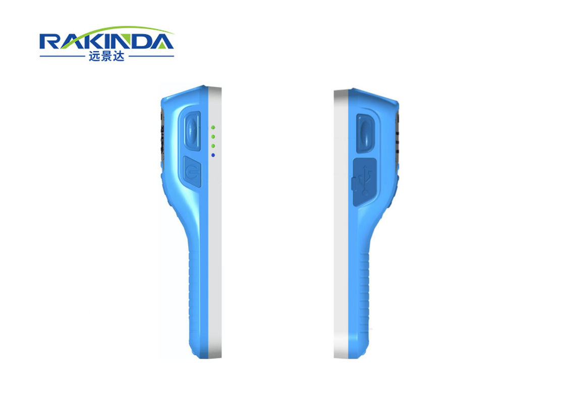 Auto Sensor Handheld PDA Scanner , Wireless Qr 2d Barcode Reader To Phone