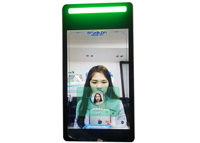RS232 Serial Port 6 Core Face Recognition Android Terminal For Time Attendance
