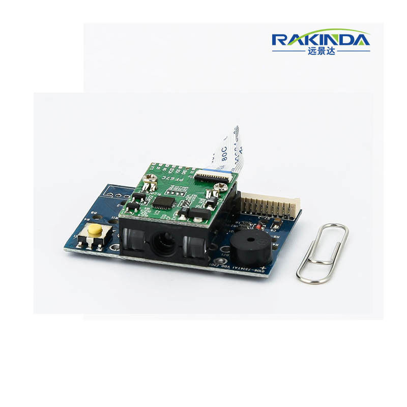 CCD Embedded Laser Barcode Scanner Module ARM32 Bit Processor With USB/RS232 Interface