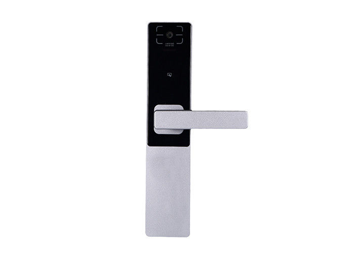 Programmable NFC RFID Magnetic Hotel Door Safety Lock Micro USB 5V Spare Power Supply