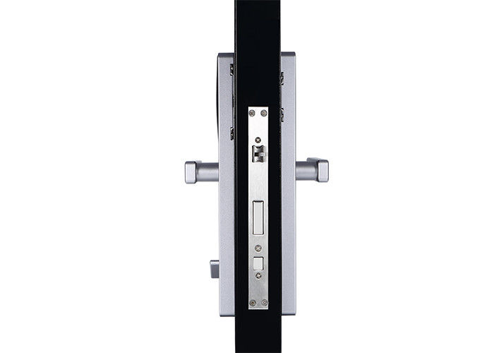 Easy Customized QR Code Reader Hotel Door Locks 6kg Weight For Access Control