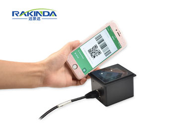 China 2D Fixed Mount Barcode Scanner can Scan Paper and Screen Code with Short Range factory