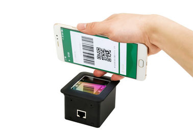 Fixed Mount Barcode Scanner USB or RS232 Interface for Unmanned Supermarket Access Control