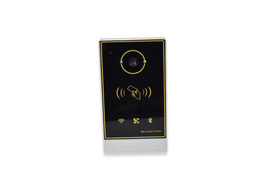 China Durable QR Code Access Control Devices White LED Source With Bluetooth Wifi Function factory
