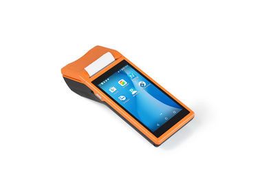 S4 POS Handheld PDA Barcode Scanner , PDA Barcode Reader For Mobile Phone Screen Code
