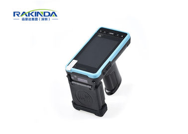 China 900MHz GEN2 Portable Handheld Rfid Reader Writer Wifi Bluetooth Android 4.2.2 factory