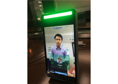 Full Viewing Angle Face Recognition Device Terminal 8 Inches 800*1280 For Turnstile