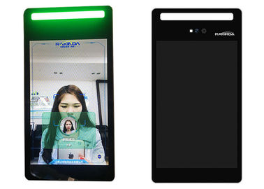 China Smart 3D Camera Biometric Face Recognition Device Time Attendance System 800*1280 factory