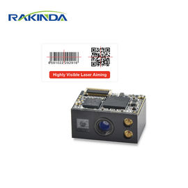 China Arduino Fixed 2D Barcode Scanner Module 752×480 CMOS Image Sensor TTL232 Cable factory