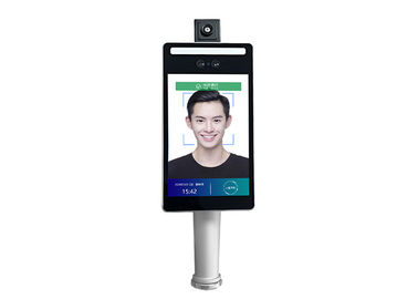 China Android Biometric Time Attendance System 8 Inch Screen Facial Recognition Rakinda F2-TH factory